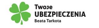 logo twojeubezpieczenia beata tarkota